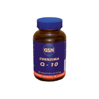 Coenzyme q-10 - 60 tablets - GSN