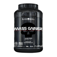 Mass Gainer - 1,5 kg [Black Skull]