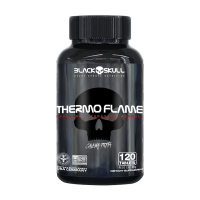Thermo flame - 120 capsules - Black Skull USA