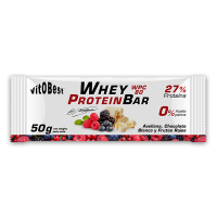 Whey protein bar by torreblanca - 50g