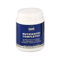 Complete nutrients - 450g - GSN