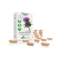 11-s milk thistle - 30 capsules - Soria Natural