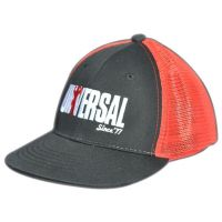 mesh hat black red - Universal Nutrition