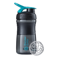 Sportmixer Black 600ml de Blender Bottle