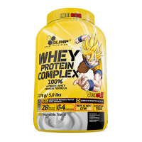 Whey protein complex dragon ball z - 2.2kg (limited edition) - Olimp Sport