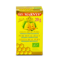 Pure royal jelly organic - 20g - Marnys