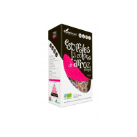 3 colors brown rice spirals - 250g - Soria Natural