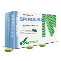 Spirulina - 60 tablets