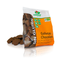 Galleta de Chocolate Ecológica [Soria Natural]