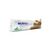 Whole grain biscuit with muesli - 165g