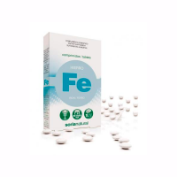 Iron - 32 tablets - Soria Natural