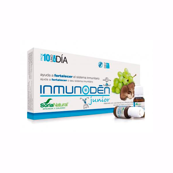 Inmunoden junior - 10 vials