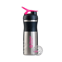Sportmixer stainless - 820ml - Blender Bottle