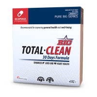 Total clean - 80 capsules - BIG