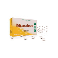 Niacin - 48 tablets retard - Soria Natural