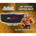 Jay Cutler Custom Belt J2014