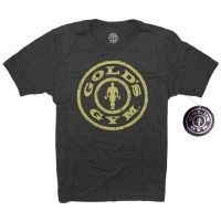 youth weight plate tee - Gold's Gym