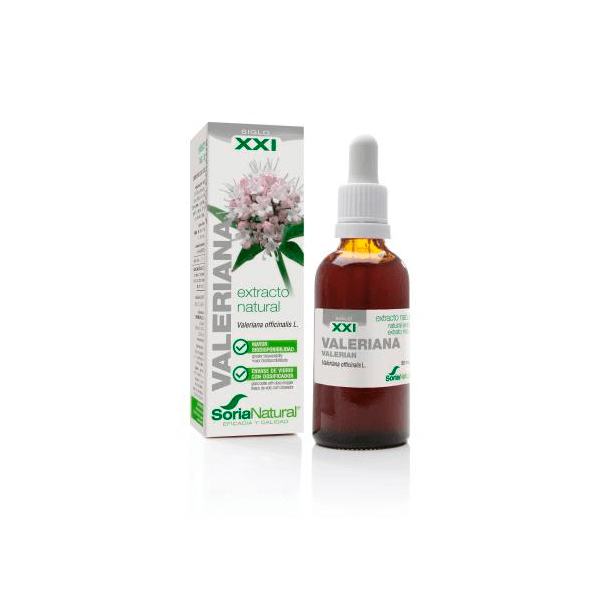 Extracto de Valeriana - 50ml [Soria Natural]