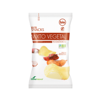Patatas Mixto Vegetal - 30g [Soria Natural]