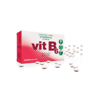 Vitamin b6 - 48 tablets - Soria Natural