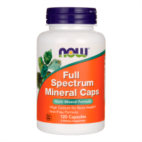 Full Spectrum Minerals - 120 cps