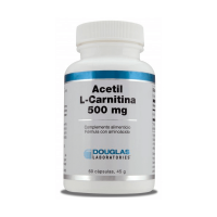 Acetyl l-carnitine 500mg - 60 capsules