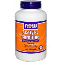 acetyl l carnitine 500mg 200 vcasp