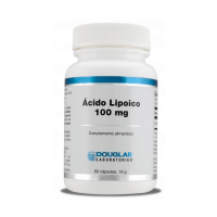 Lipoic acid 100mg - 60 capsules - Douglas Laboratories