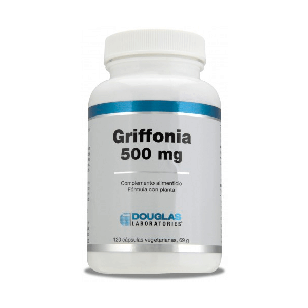 Griffonia 500mg - 120 capsules
