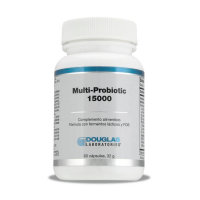 Multi-Probiotic 15000 - 60 Cápsulas