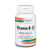 Vitamin b12 1000mcg - 90 cherry lozenges