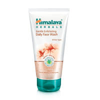 Gentle exfoliating daily face wash - 150ml - Himalaya Herbal