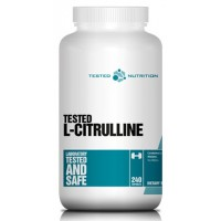 citruline malate 240 tabs