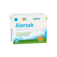 Alersak - 30 tablets chewable
