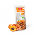 Apricot eco spelled tartlets - 4x50g