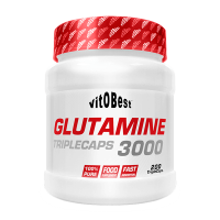 Glutamine 3000 - 200 tablets - VitoBest
