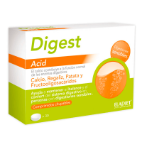 Digest Acid - 30 Tabletas
