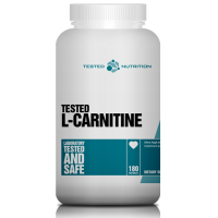 L-Carnitina - 180 cápsulas - Tested Nutrition