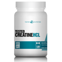 Tested Creatine HCL - 120 caps