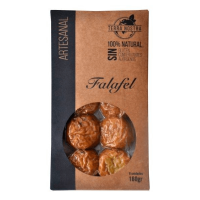 Chickpea falafel (8 units) - 160g - Diet Premium
