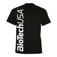 T-shirt Train Insane - Biotech USA