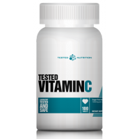Tested Vitamin C 1000 mg - 100 tabs