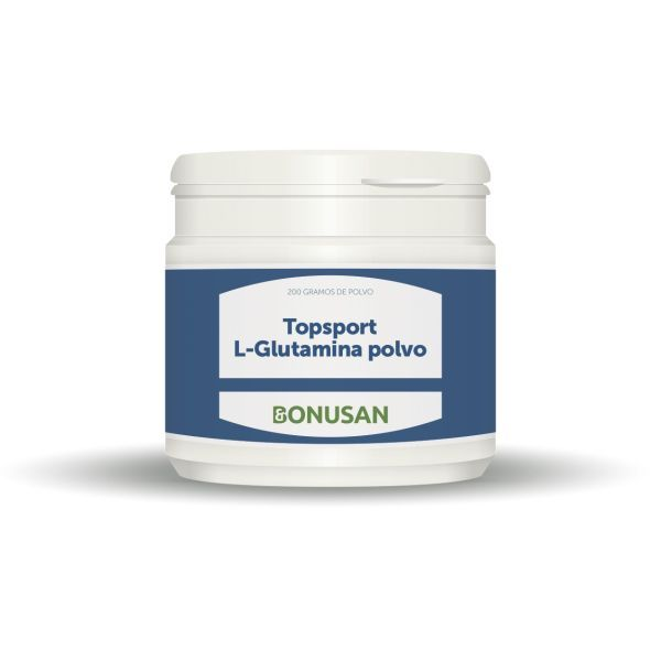 topsport l-glutamina 200gr.