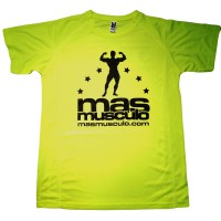 t shirt mm neon star