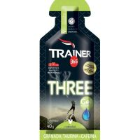 Trainer three Taurina Cafeína gel - 40 gr