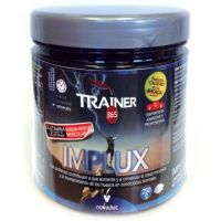 Trainer Implux de 250 gr de la marca Novadiet (Pre / Intra / Post)