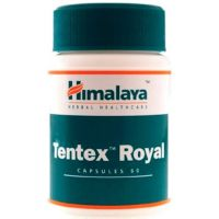 Tentex Royal de 60 caps del fabricante Himalaya Herbal Healthcare (Sexualidad)