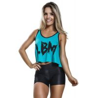Blusa lbm splash green de LaBellaMafia