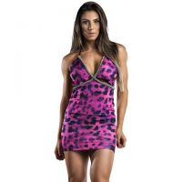 Kleid whight pink - Kaufe Online bei MOREmuscle