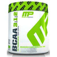 BCAA 3:1:2 - 215gr - MusclePharm